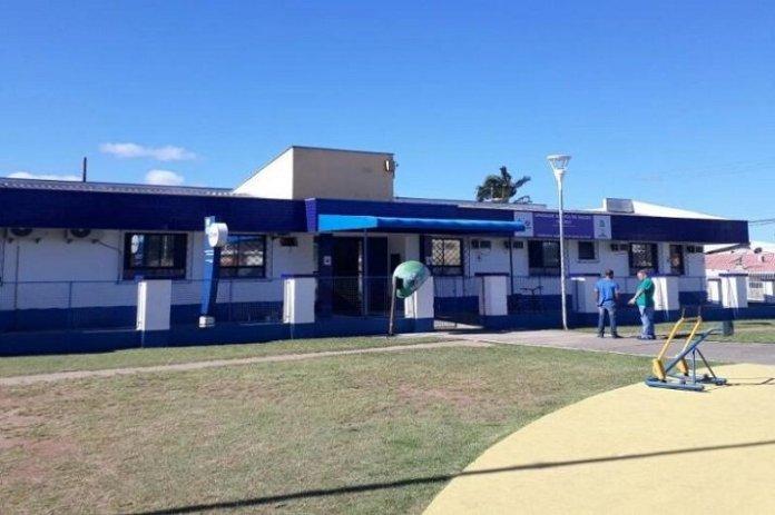 Secretaria de Saúde de Itajaí revitaliza Unidade Básica do Imaruí2