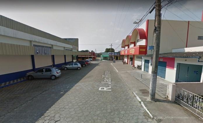 rua Jaci Ramos