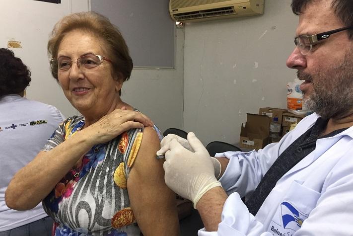vacinação Soraya da Silva 12