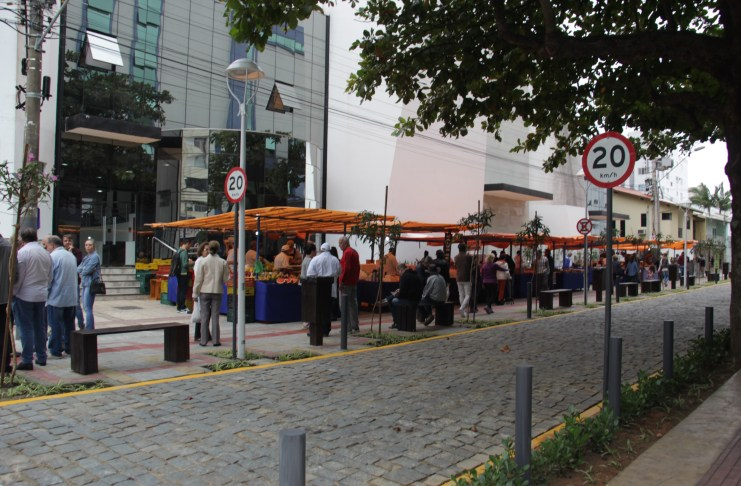 Boulevard é inaugurado como novo espaço cultural da cidade