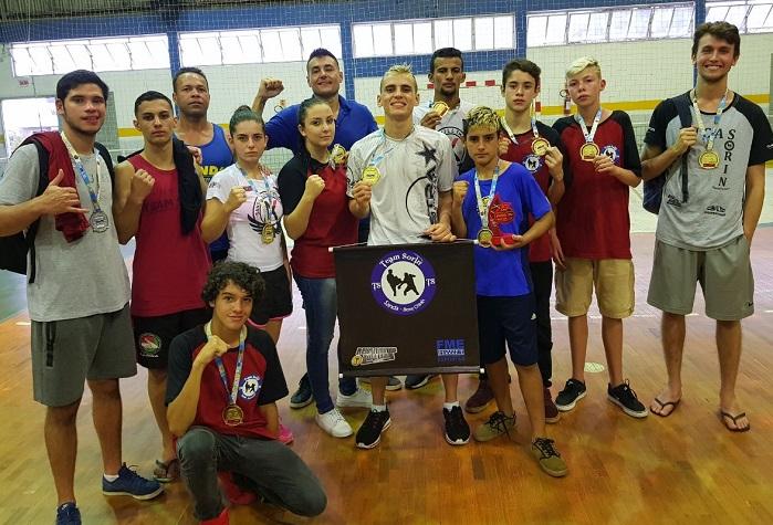 Campeonato Catarinense de Kung Fu FME 1