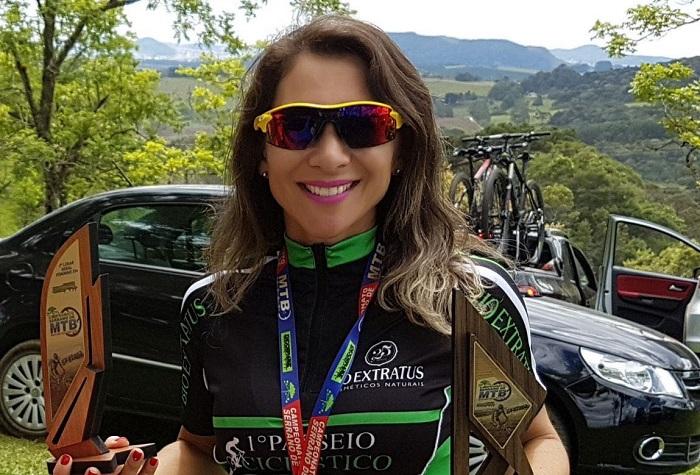 Ciclista representará Camboriú em campeonato de mountain bike