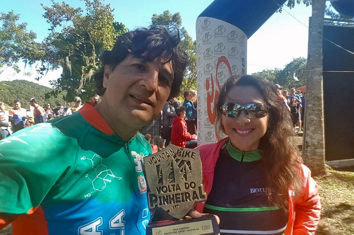 Ciclistas de Camboriú conquistam medalhas na 7ª Volta do Pinheiral