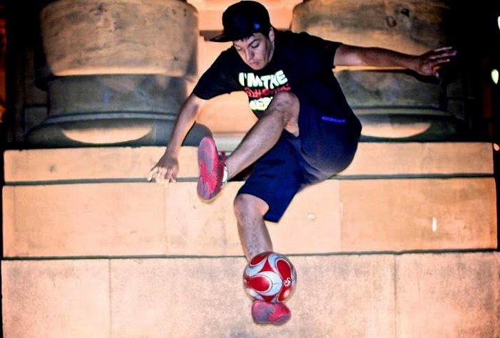 Diego Freestyle 2