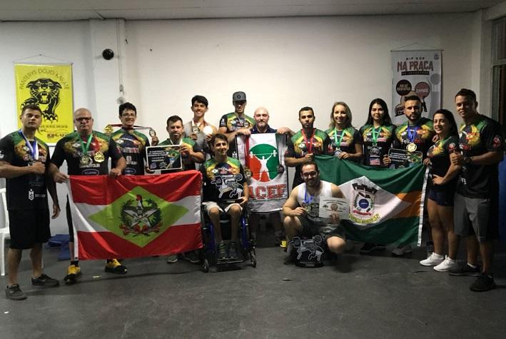 Equipe de levantamento de peso de Camboriú competirá em Campeonato Sul Brasileiro