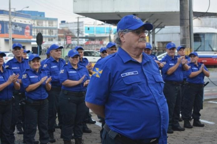 Guardas Patrimoniais recebem novos uniformes e equipamentos