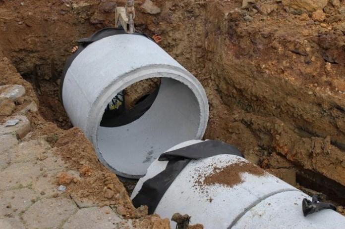 Obra de drenagem evitará alagamentos na Ressacada