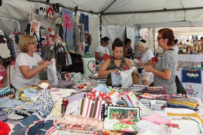 feira cultura itajai