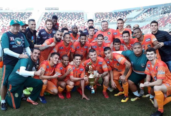 Camboriu FC Campeao Turno
