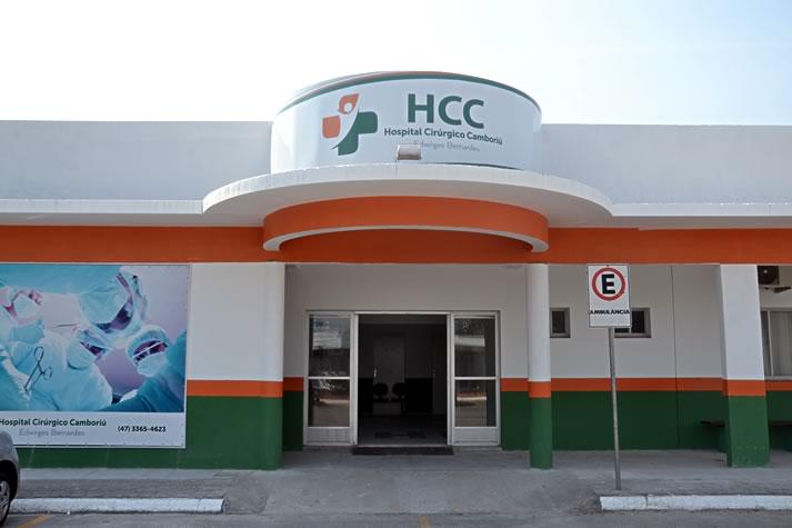 hcc hospital circurgico camboriu