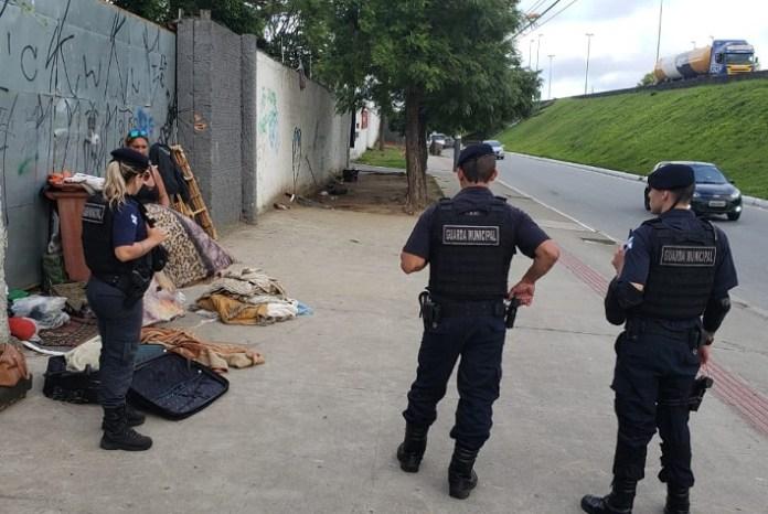 Guarda Municipal realiza operação estratégica no Bairro dos Estados