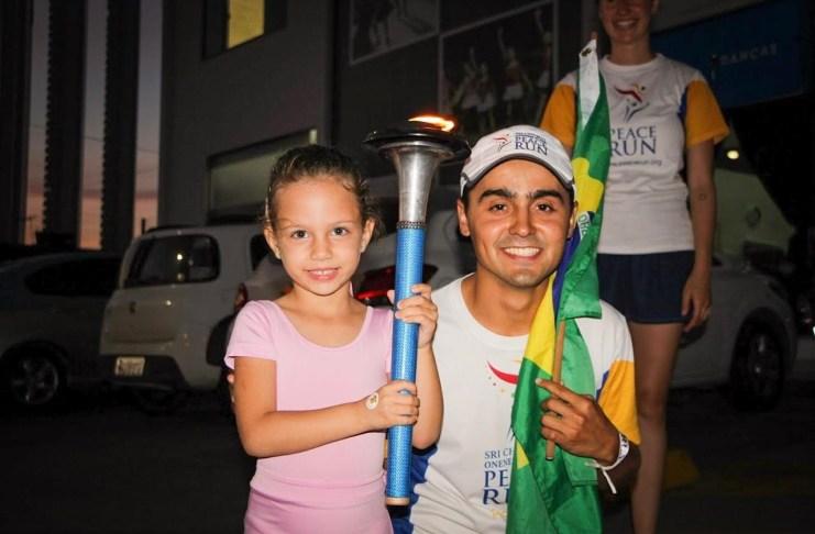 Balneário Camboriú recebe Corrida da Paz the run peace