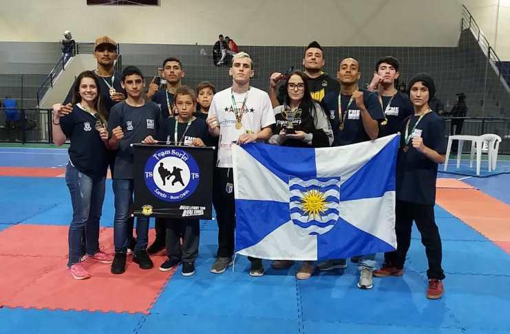 Atletas de Balneário Camboriú conquistam 26° Campeonato Catarinense de Kung Fu
