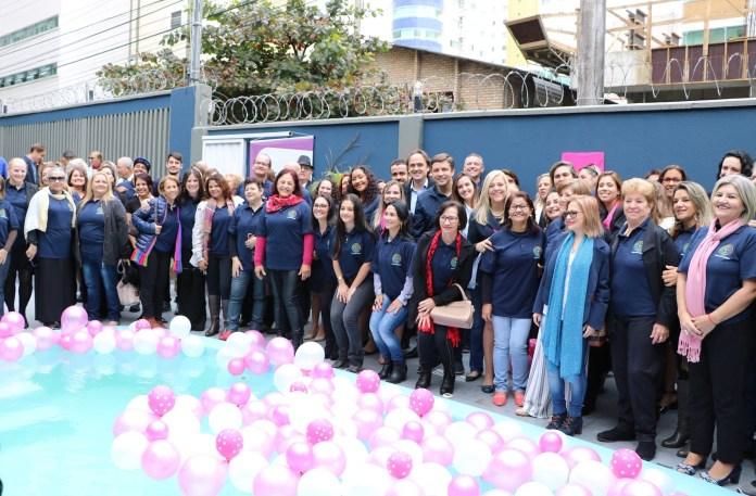 Casa da Mulher e do Voluntariado é inaugurada