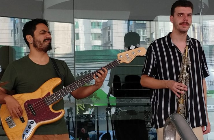 Neste sábado tem Invasão Instrumental em Balneário Camboriú