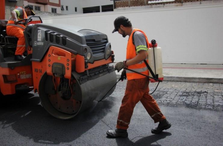 Requalificação seguirá para as Ruas 916 e José Francisco Vitor