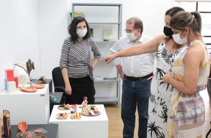 Reuniao com Embratur tratou do Museu de Taquaras