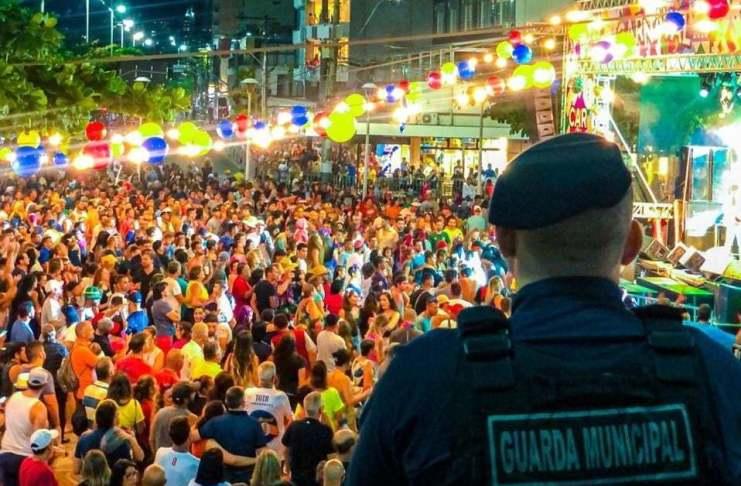 Seguranca Carnaval Balneario Camboriu