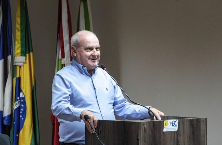 ex prefeito Alvaro Antonio da Silva
