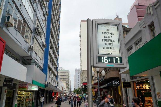 comercio rua
