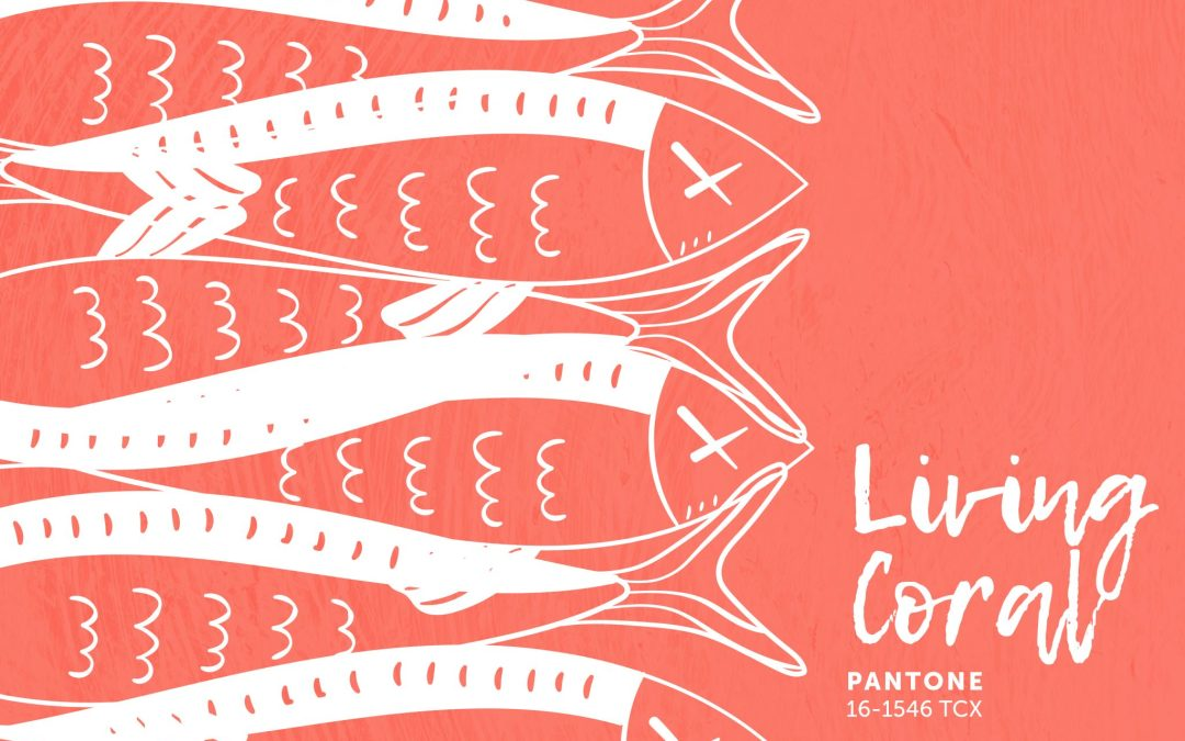 Pantone's 2019 Color of the Year: Living Coral