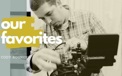 Our Favorites, Behind the Scenes – Cody Rogness