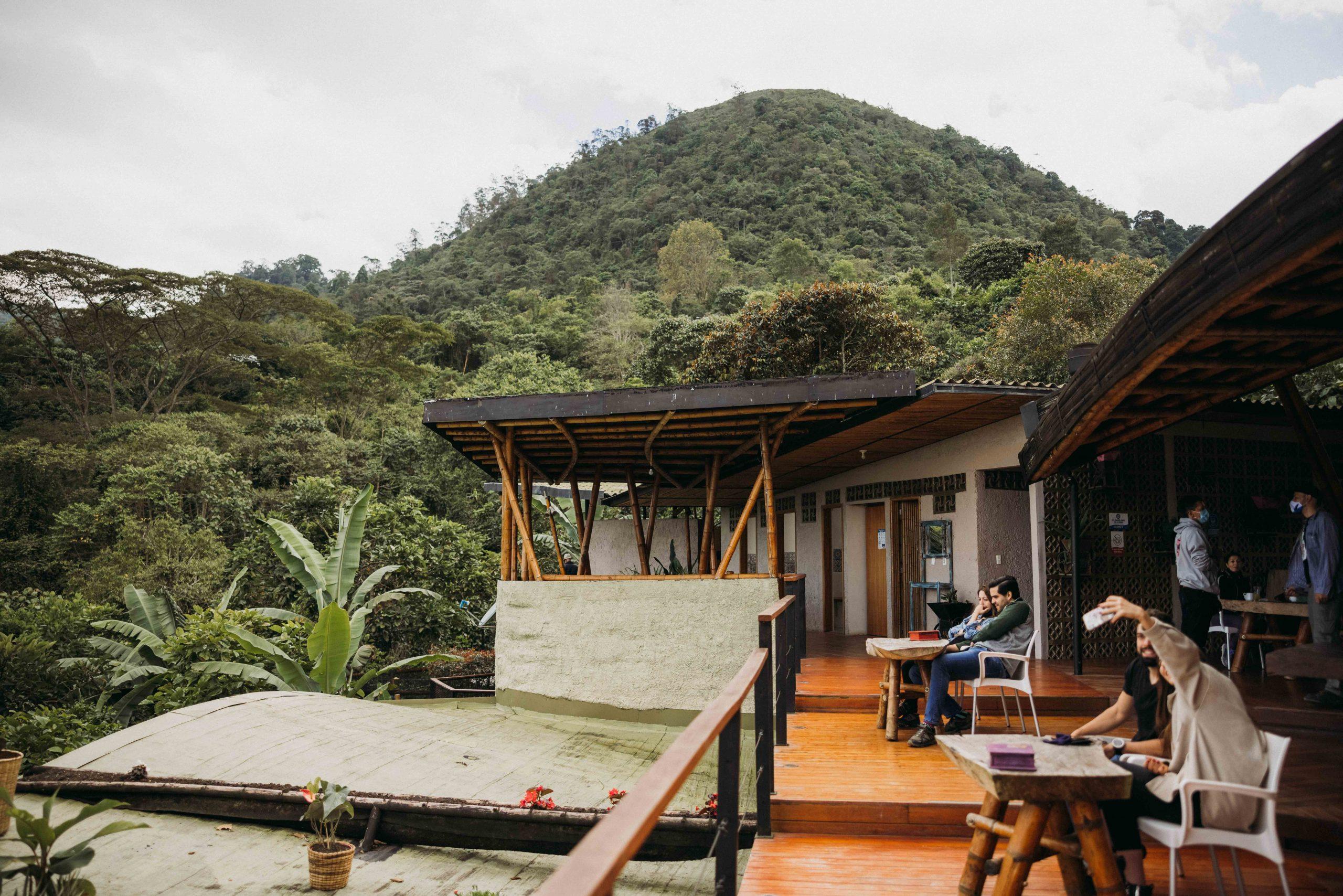 Facilities at La Palma y el tucan near Bogota