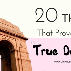 20 Things That Prove You're True Delhiite