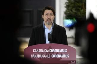 Coronavirus forces Biden to forgo pomp for US-Canada meeting
