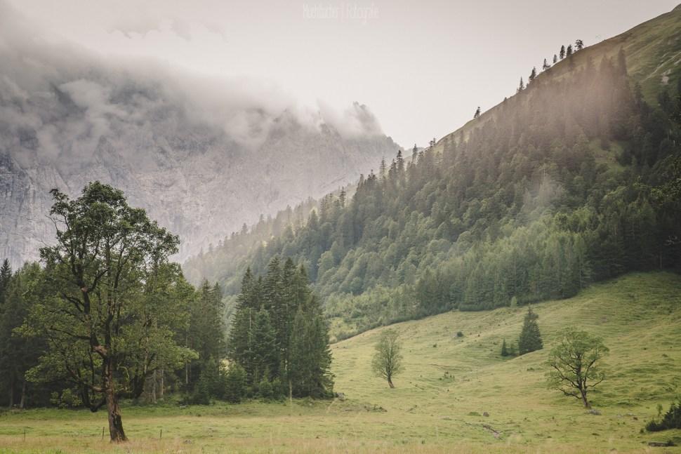 Silberregion Karwendel - Ahornboden