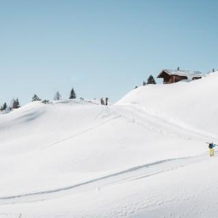 Winter am Achensee