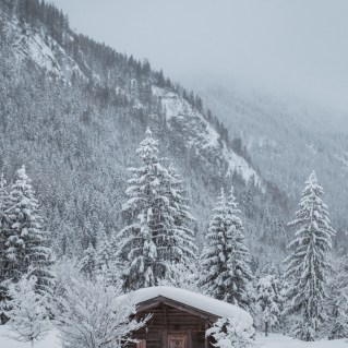 Winter in Tirol