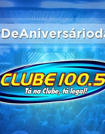 Show de Aniversário da Clube 2017