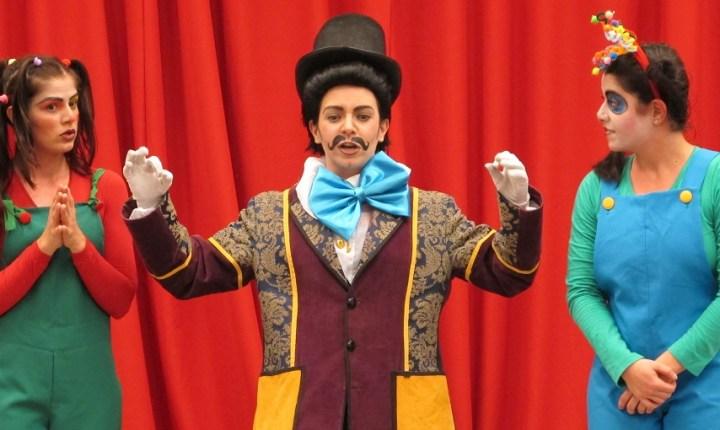 A tradição do circo é tema do Domingo é Dia de Teatro no Shopping Iguatemi Ribeirão Preto