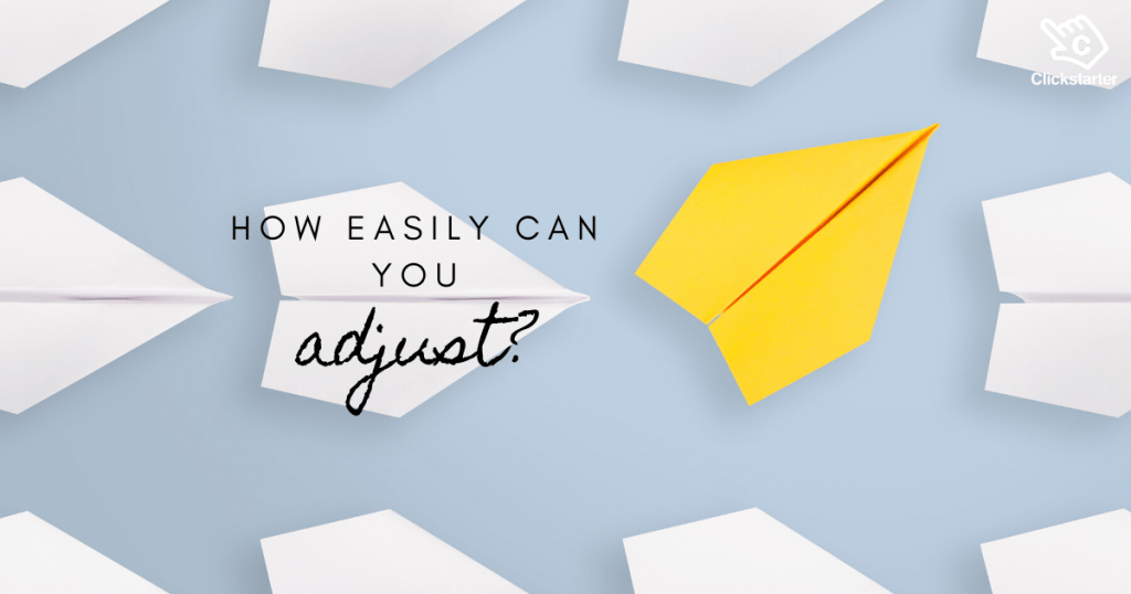 How easily can you adjust?