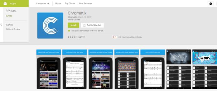 Download Chromatic App