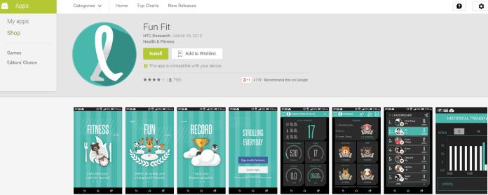 Download Fun Fit App