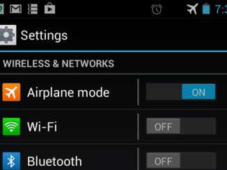 android-airplane-mode