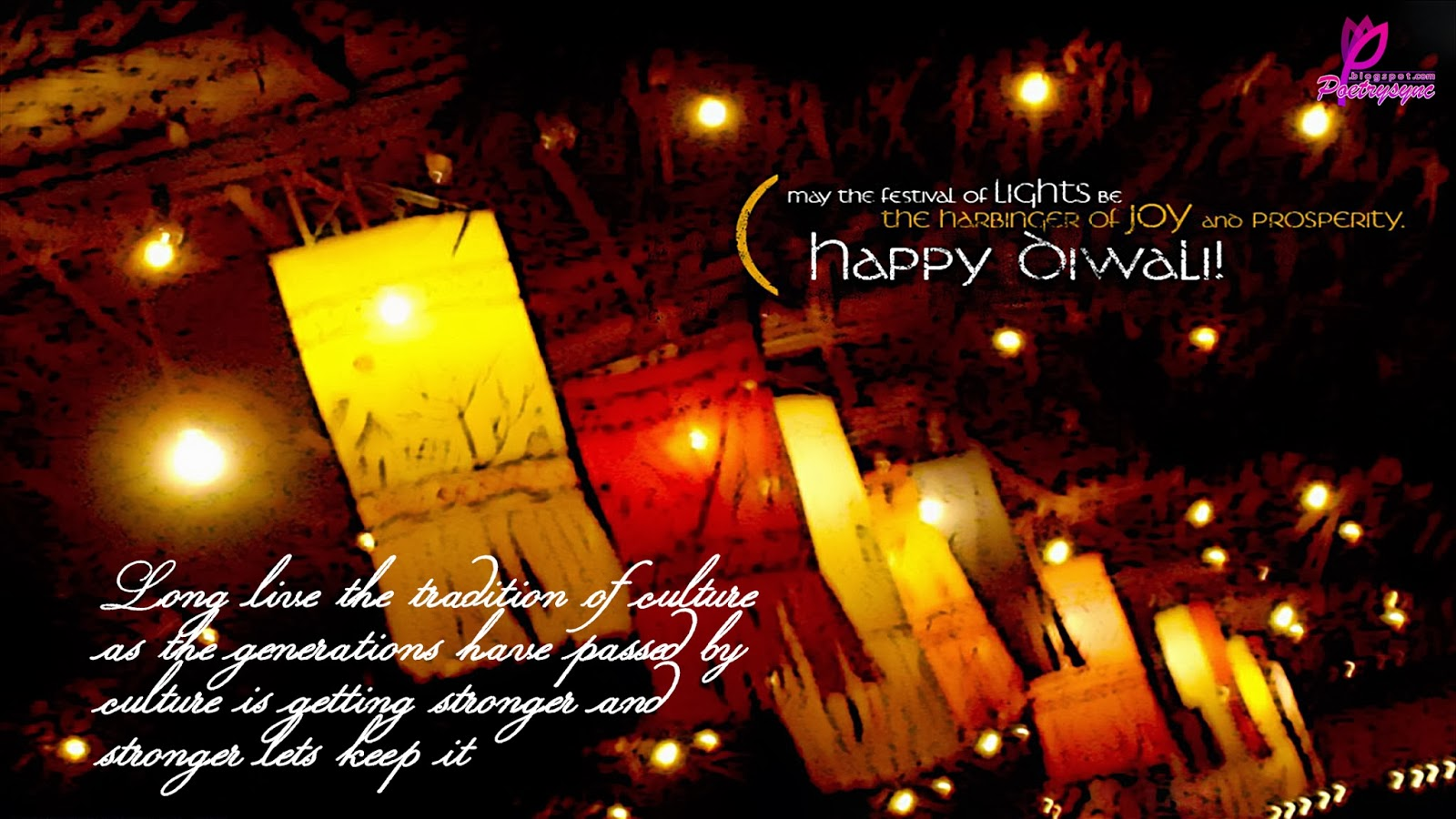 Download Awesome HD Diwali Wallpaper In 2015