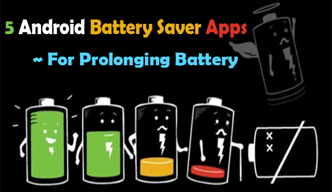 5-Best-Android-Battery-Saver-Apps