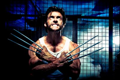 XMen Origins Wolverine in May 2009