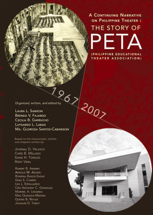 PETA Releases A Continuing Narrative on Philippine Theater