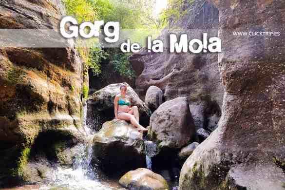 Ruta-Como-llegar-Gorg-de-la-Mola-Sant-Andreu-Barca-Barcelona-Senderismo-Trekking-Embarazada_ClickTrip