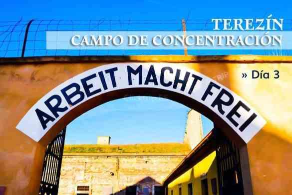 Gueto de Theresienstad Campo Concentración Nazi de Terezin en Praga Como llegar ClickTrip