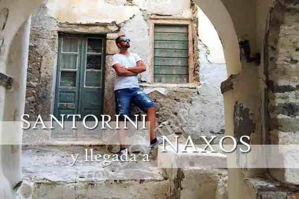 Que visitar en las Islas Griegas de Santorini y como llegar a Isla Griega de Naxos_ClickTrip