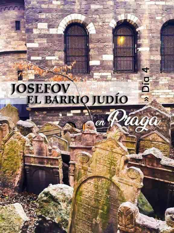 Que visitar ver hacer y como llegar Josefov Barrio Judío de Praga en 4 dias en Navidad Republica Checa ClickTrip