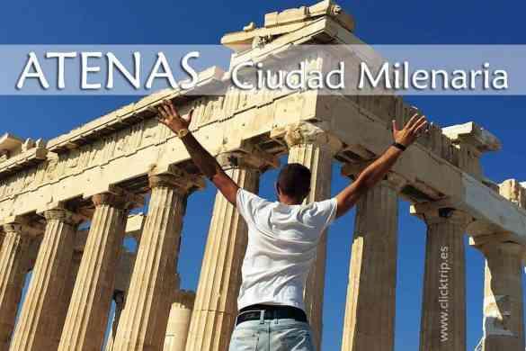 Que visitar ver y hacer en Atenas en 1 Dia Capital Grecia_ClickTrip