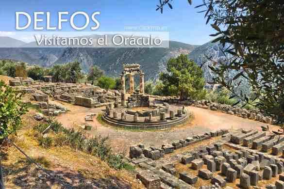 Que visitar ver y hacer en Delfos Grecia Peloponeso Pitonisas Ruta en Coche_ClickTrip