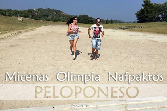 Que visitar ver y hacer en Micenas Olimpia Nafpaktos Ruta en Coche Peloponeso Grecia_ClickTrip