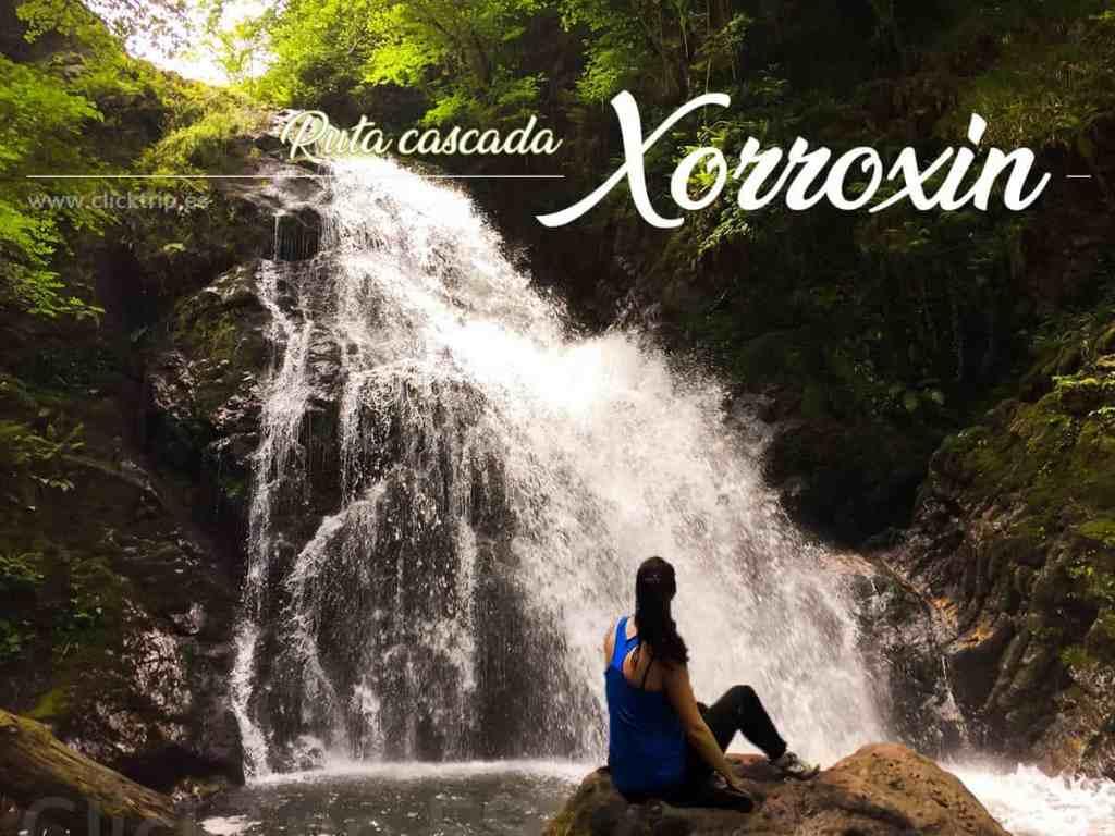 Ruta_Como llegar Cascada Xorroxin_Senderismo_Naturaleza_Navarra - ClickTrip